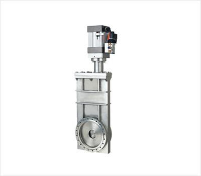 CCQ-A型系列气动超高真空插板阀