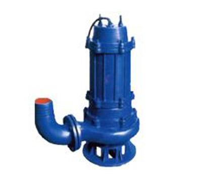 QW(WQ)潛水式無堵塞排污泵